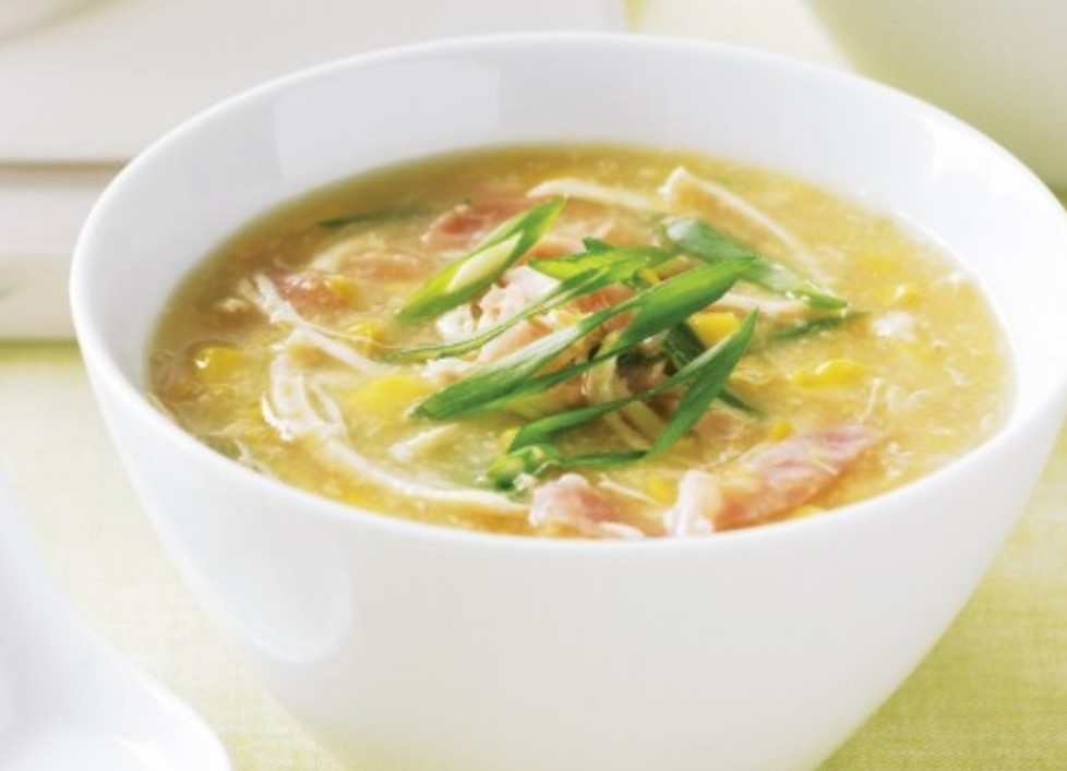 Chicken and Sweet Corn Soup