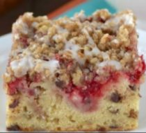 Quick-and-Easy Streusel Cake