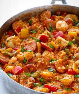 Colorful Jambalaya