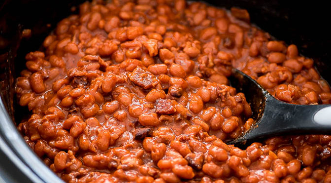 Baked Beans for the Slow Cooker