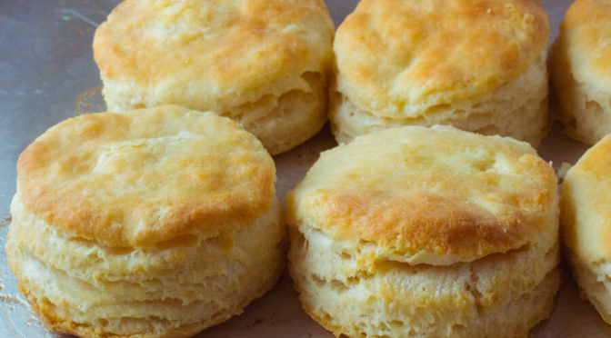 Delilah's Buttermilk Biscuits