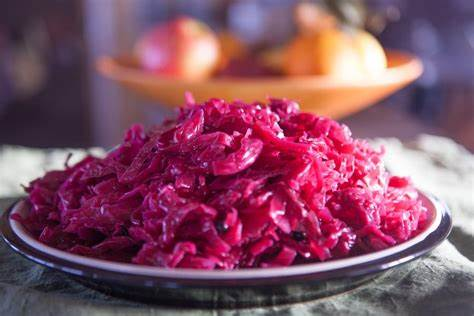 Pickled Purple Cabbage